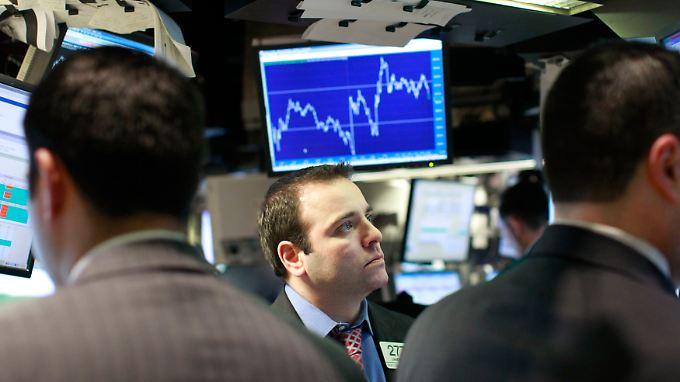 Blick auf die Wall Street: Die eigene Gewissensforschung fördert wenig schmeichelhaftes über die Finanzbranche zu Tage.