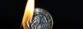 Überraschendes Vierjahrestief: Euro-Wirtschaft bricht ein