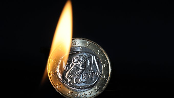Die Euro-Krise wirft längere Schatten als erwartet.