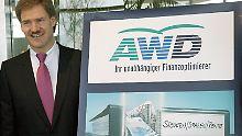 AWD-Gründer Carsten Maschmeyer hat inzwischen ein neues Betätigungsfeld: Zusammen mit dem ehemaligen Wirtschaftsweisen Bert Rürup berät er Banken, Versicherungen und Regierungen.