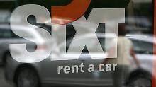 Sixt setzt sich im Autovermieter-Test an die Spitze.