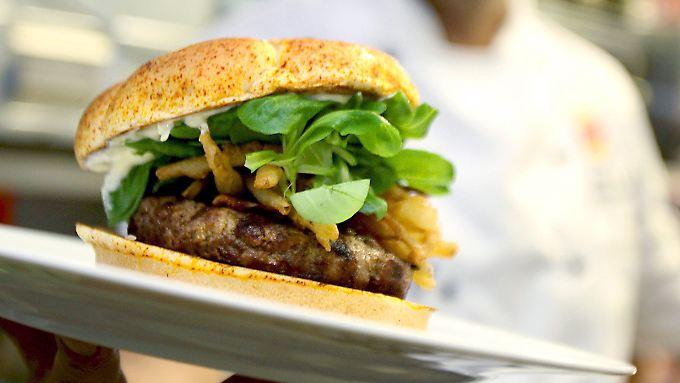 Bei Schnellrestaurants gibt es viel mehr als Burger.