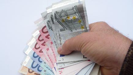 geld kriegen