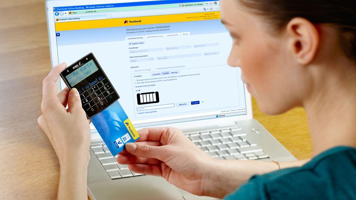 So geht sicheres Online-Banking