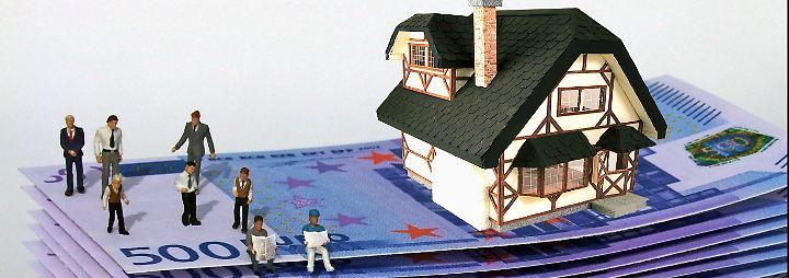 Immer teurer als geplant: Fehler bei der Baufinanzierung