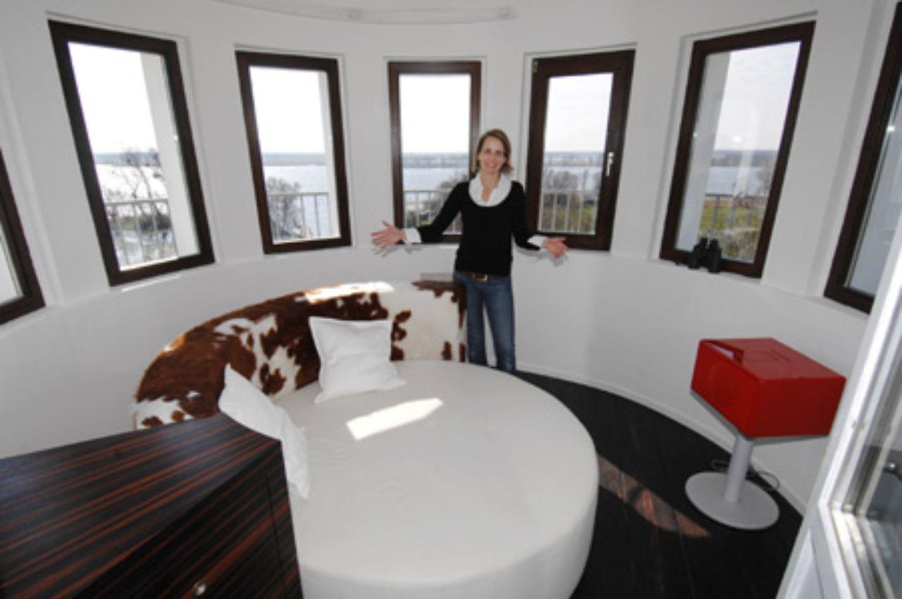 usedom f r verliebte lotsenturm wird mini hotel n. Black Bedroom Furniture Sets. Home Design Ideas