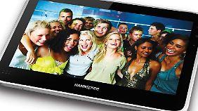 Hannspree kündigte sein Tablet erst kurz vor Beginn der IFA an.