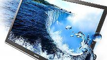 Der Samsung UE40C8790 ist fast 1600 Euro günstiger als sein Nachfolger.