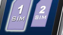 Dual-SIM-Handy B7722: Samsung schluckt zwei Karten