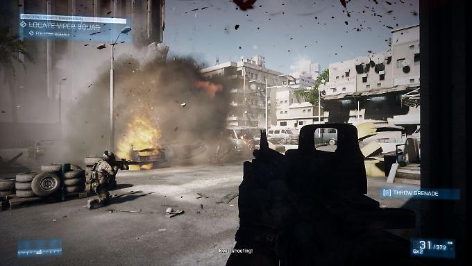 Schon vor Battlefield 3 erklärten sich Nutzer mit den Nutzungsbedingungen von Origin einverstanden.