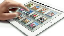 Das hervorstechendste Merkmal des neuen iPad ist sein extrem brillantes und hochauflösendes Retina-Display.
