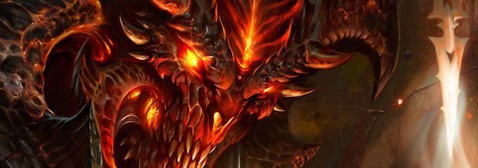 """In """"Diablo III"""" kämpfen die Spieler gegen höllisch gute Gegner."""