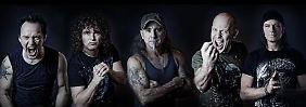"""Die Solinger Band """"Accept"""" ist schon lange im Rock-Geschäft und international bekannt."""