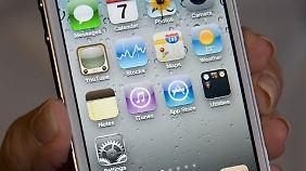 Das weiße iPhone 4 ist angeblich schwierig herzustellen.