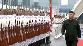 70 Jahre chinesische Marine: Heizt die Volksrepublik ein weltweites Wettrüsten an?