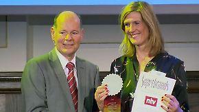 """Was zeichnet starke Marken aus?: n-tv und RTL erhalten """"Superbrands""""-Award"""