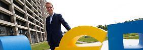 """Rotation im EZB-Rat: Weidmann muss zweimal """"aussetzen"""""""