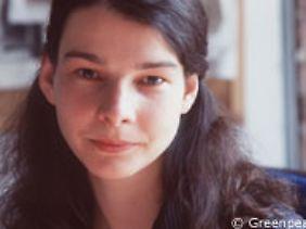Ulrike Brendel ist Gentechnik-Expertin bei Greenpeace.